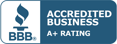 See our A+ rating with the Better Business Bureau