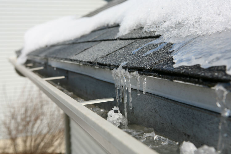 How to Get All That Snow and Ice Off Your Roof