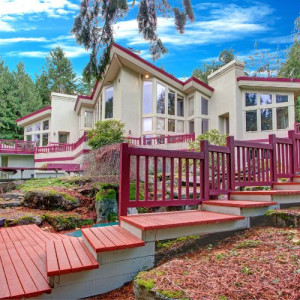 Multi-Level Decks that Make the Most of Your Sloped Backyard