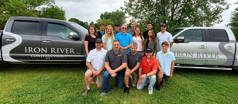 Iron River Construction Staff