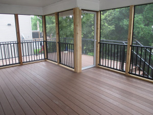 Updated Screened Porch