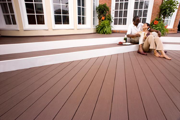 Best Deck Materials Minnesota
