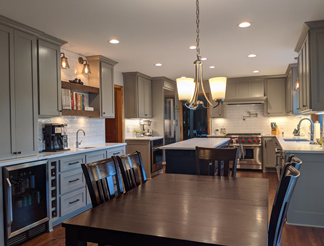 A Stunning and Versatile Kitchen Remodel for Chanhassen Homeowners