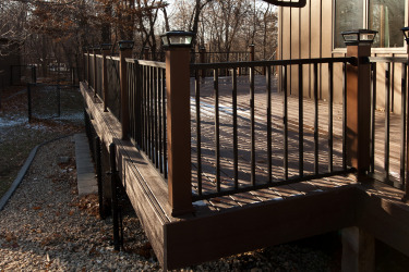 Deck Design in Minneapolis