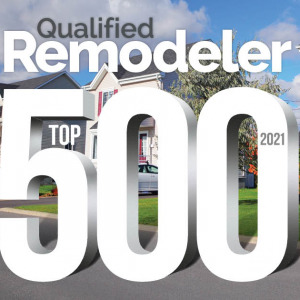 Iron River Makes Qualified Remodeler's 2021 Top 500 List