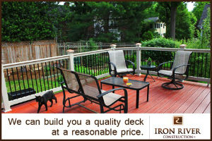 6 Reasons You Need a Deck Addition