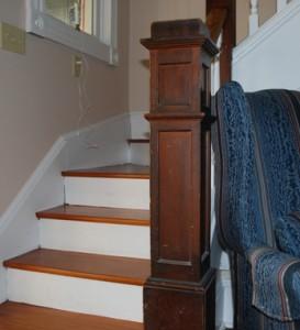 Interior-Remodeling-banister