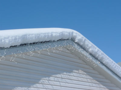 Preparing Your Roof For Winter Iron River Construction