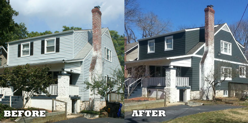 Re Sided Midwest Homes Before And After Iron River
