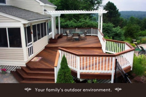 Soaking Up Sun: 3 Ways to Improve Your Summer with a New Deck