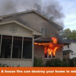 4 Ways to Fireproof Your Home & Protect Your Family