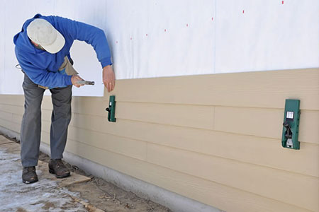 Home siding contractor questions to ask iron river for Questions to ask when building a home